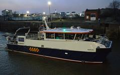 Maplin (16) @ Royal Docks 17-03-16 (AJBC_1) Tags: uk england london boat unitedkingdom vessel docklands riverthames pla eastlondon gallionsreach nikond3200 northwoolwich newham portoflondonauthority maplin royaldocks londonboroughofnewham surveyvessel gallionspoint ctruk kgvlock dlrblog londonsroyaldocks ajc kinggeorgevlock oceanologyinternational2016 oi2016