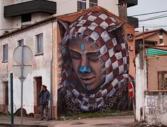 Violant - Amal (أمل) (VIOLANT3) Tags: street art portugal coimbra violant muralism
