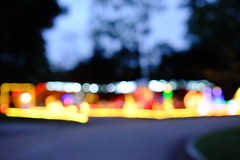 Christmas Bokeh (The Dolly Mama) Tags: christmas lights december bokeh houston 2015