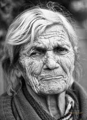 Idfarags / Carved by Time (jazzymatt) Tags: old portrait bw white black eye art beautiful beauty lady nikon socio fekete fehr szem portr szp hlgy n reg d7100 szpsg ids rnc
