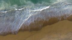 Bird's eye (michele franzese) Tags: sea beach mare fromabove spiaggia birdseye drone