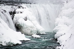 Gullfoss Waterfall (GPhace) Tags: travel vacation canon iceland europe 70300mm naturephotography 2016 travelphotography landoffireandice gullfosswaterfall gullf 5dmiii