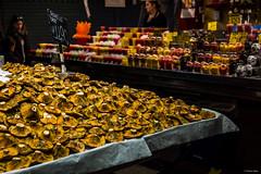 What about risotto ai funghi (LiveToday84) Tags: barcelona street las yellow walking de mushrooms photography la mercado around boqueria ramblas