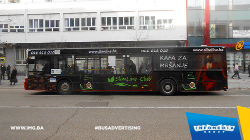 Info Media Group - Slimline, BUS Outdoor Advertising, Banja Luka 01-2016 (1)