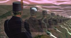 Visions of Drogo (lewshima) Tags: dinobuzzati ledsertdestartares