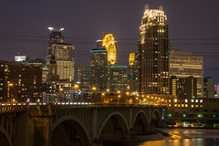 Minneapolis (selo0901) Tags: bridge minneapolis third avenue carlyle wellsfargocenter