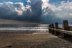 Cardigan Bay cloud formations 1 (Explore) (babs pix) Tags: wales clouds coast westwales cardiganbay tywynbeach coastwales tywynseafront snowdoniamountainsandcoast tywyngwynedd