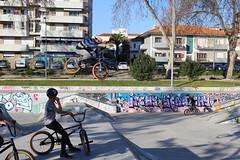 Aereo (P Martinho) Tags: bike canon fly kid bicicleta aerial aereo rapaz 1200d