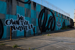 Arts District - They own the night! (fpeault) Tags: california us losangeles tatsunis