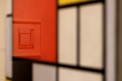 3039 (augusto gomes) Tags: brasil cores sopaulo reflexos pietmondrian centroculturalbancodobrasil