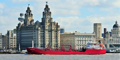 Ships of the Mersey - Fjordstraum (sab89) Tags: sea water port liverpool docks manchester canal ship terminal cargo estuary birkenhead oil tug shipping tugs carrier tanker chemical wirral tankers bulk runcorn seaforth stanlow
