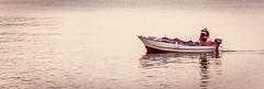 Quiet (Salvatore Grigoli) Tags: sea boat barca italia mare palermo autunno sicilia lido pescatore sferracavallo stabilimento 2015 pescare