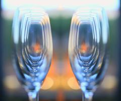 glass in glass in glass in ... (HansHolt) Tags: light sun macro reflection glass backlight canon licht dof bokeh champagne flute 100mm zon glas tegenlicht 6d flte reflectie vieropeenrij fourinarow canonef100mmf28macrousm 4inarow canoneos6d 4opeenrij copadeflauta schaumweinglas