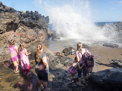 all around the blowhole 3 (dolanh) Tags: hawaii maui nakaleleblowhole kahekilihighway