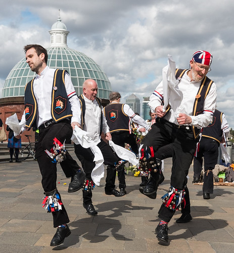 Blackheath morris men