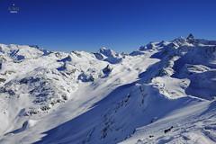Mont du Borgne (A. Wee) Tags: mountain france alps peak glacier summit mont meribel borgne vallon   troisvalles les3valles