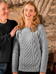 Womens fashion aran wool sweater (Mytwist) Tags: irish woman white sexy heritage classic wool girl fashion lady female fetish vintage cozy sweater fisherman fuzzy ivory craft style husband yarn cables blonde passion wife jumper knitted expensive heavy aran pullover authentic bulky laine crewneck vouge handknitted sweatergirl knitwear cabled stricken woolfetish aransweater handgestrickt aransweatermarket mytwist ecury aranjumper aranstyle