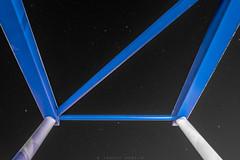 Star Trek (tanguy.herpin) Tags: armada bleu nuit toiles pontdenormandie gomtrique