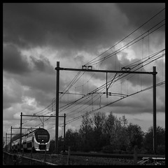 Train (lieksiegmund) Tags: blackandwhite train blackwhite nikon bnw zw blackwhitephoto bnwphotography bnwdaily