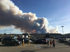 Fort Mcmurray fires may 1 2016 (jasonwoodhead23) Tags: forest fire downtown fort alberta mcmurray oilsands