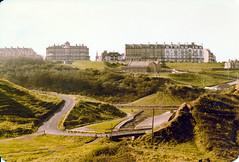 Photo of Saltburn-by-the-Sea North Yorkshire Oct 1980 Kodak 400ASA Film Olympus OM2 50mm  IMG_0040