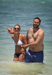 2016_26 (Dylon87) Tags: ocean friends vacation beach sailboat canon eos sand waves cuba catamaran 5d goodtimes markiii holguin