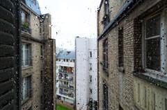 Sous les toits de Paris, HDR, 16 (Patrick.Raymond (2M views)) Tags: paris building nikon pluie hdr toits expressyourself