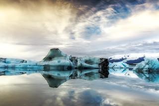Jökursárlón Ice