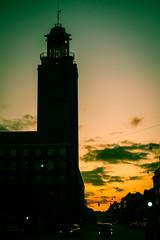 Solnedgang (tagois) Tags: sunset copenhagen denmark frederiksberg danmark kbenhavn solnedgang frederiksbergrdhus frederiksbergtownhall