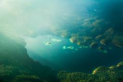 Eibsee (pfn.photo) Tags: blue light lake mountains alps green water landscape bayern bavaria berge alpen bergsee landschaft abendlicht