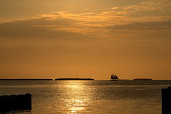 Dusk was approaching (g_heyde) Tags: usa gulfofmexico florida dusk dmmerung keywest brigantine monroecounty