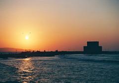 Trapani (arturo.gallia) Tags: travel sunset sea primavera tramonto mare sicily viaggio sicilia trapani pasqua colombaia