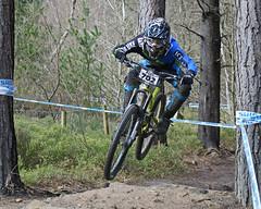 02 MTB SCDH 16 Apr 2016 (28) (Kate Mate 111) Tags: uk mountain bike forest cycling crash sheffield yorkshire steve competition racing downhill peat riding mtb mountainbiking grenoside
