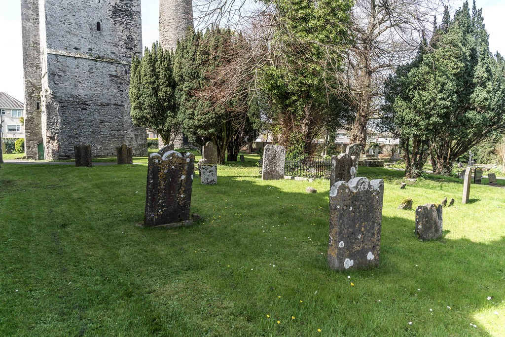 St. Columba's Church And Grounds In Swords County Dublin [Church Road]-115222