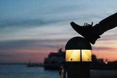 IMG_6974 (jessicailam) Tags: sunset toronto harbourfront adidas yeezy