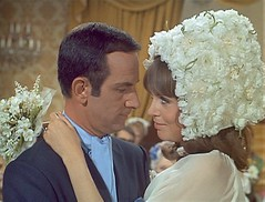 Happily married at last (Vicki12692) Tags: barbarafeldon donadams getsmart