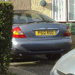 (uk_senator) Tags: ford plate essex roo mondeo