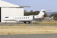 AVWest Aviation (N47TR) Gulfstream Aerospace G-VI (G650) at Wagga Wagga Airport (Bidgee) Tags: gulfstream g650 waggawaggaairport n47tr