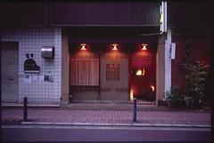 the entrance (C I R R O S T R A T U S) Tags: film japan analog 35mm asia slide slidefilm m yokohama m6 leicam6 fujivelvia 2015 fujivelvia100 summicron35mm