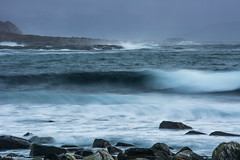 Waves (NikonStone (on and off)) Tags: norway nikon waves wave sunnmre mreogromsdal alnes gody d7100 moreogromsdal sunnmore