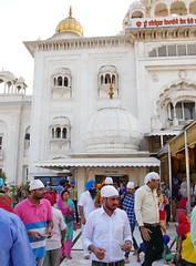 SikhTempleNewDelhi006 (tjabeljan) Tags: india temple sikh newdelhi gaarkeuken sikhtemple gurudwarabanglasahib