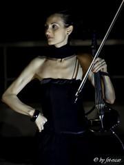 La Notte della Taranta (fot-oscar) Tags: portrt salento violine taranta pizzica fotoscar