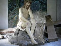 20100924Oberzeiring Kavarienberg (rerednaw_at) Tags: steiermark christus kapelle kalvarienberg oberzeiring