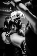 Dancing with the Devil (Seb.B Cration) Tags: sport combat boxe