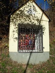 20111031Oberzeiring Kavarienberg (rerednaw_at) Tags: steiermark christus kapelle kalvarienberg oberzeiring 1station todesurteil