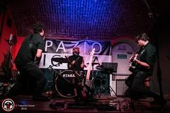 Pagliaccio. (Valentina Genna) Tags: music mi concert live milano genna concerto musica valentina costellos spazio pagliaccio 2016 ligera piomenopop