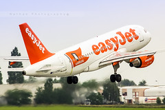 LIL - Airbus A319-111 (G-EZBG) EasyJet (Aro'Passion) Tags: canon photography photos hamburg airbus lil lille takeoff easyjet rotate livery a319 dcollage lfqq lesquin a319111 natw 60d gezbg aropassion monteinitiale variopositif