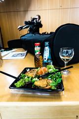 DSC02467-1 (eve.zedd) Tags: life camera food chicken water salad stillleben still healthy essen wasser juice tasty mc filming salat kamera donalds hhnchen apfelsaft