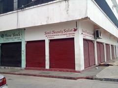 Belize City - Simi's Beauty Salon (The Popular Consciousness) Tags: belize belizecity centralamerica