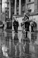 Scottish in london (pedromfs) Tags: street uk music london trafalgarsquare bagpipe 2016